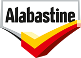 Logo Alabastine